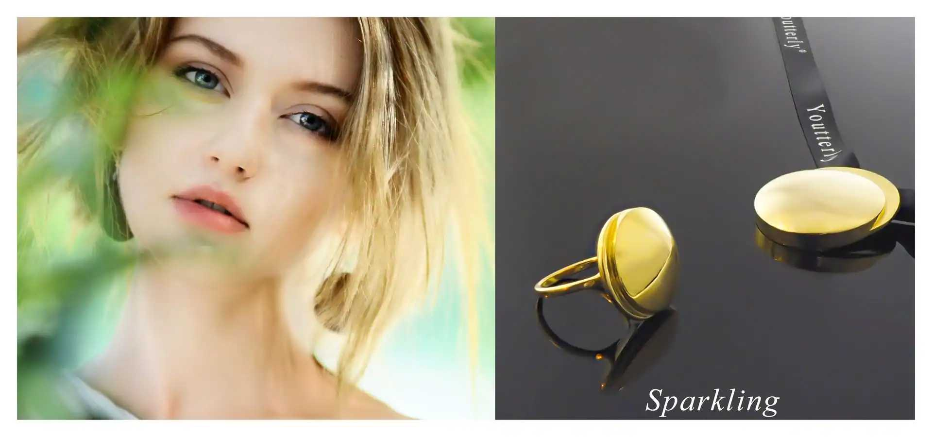 sparkling marque haut de gamme accessoires joaillerie