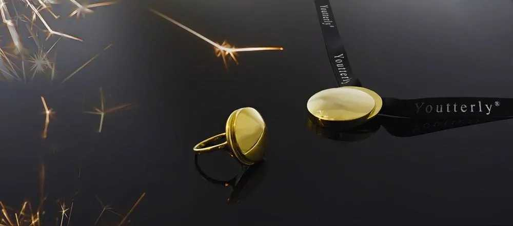 Youtterly joaillerie collection sigur bague femme sparkling