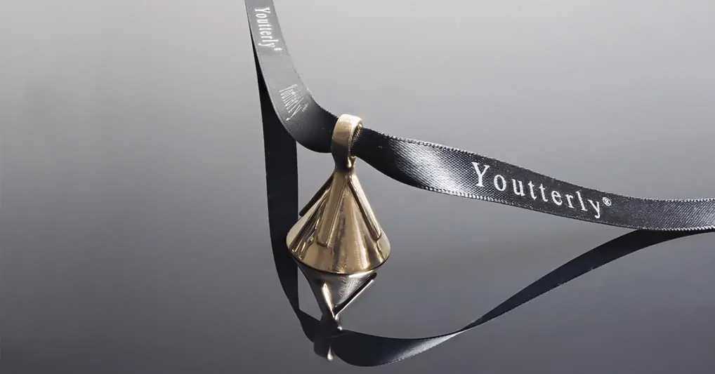 Youtterly joaillerie collection Sigur pendentif